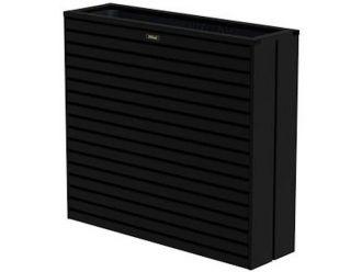 Elan terrasbloembak Excellent zwart - Vuren - 93x30x103 cm