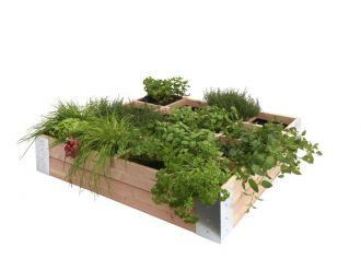 Vierkante meter tuin Douglas