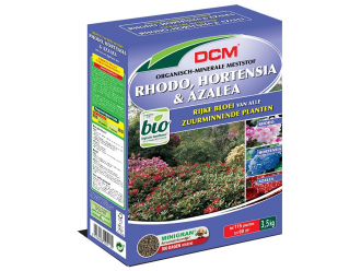 DCM Meststof Rhodo, Hortensia & Azalea